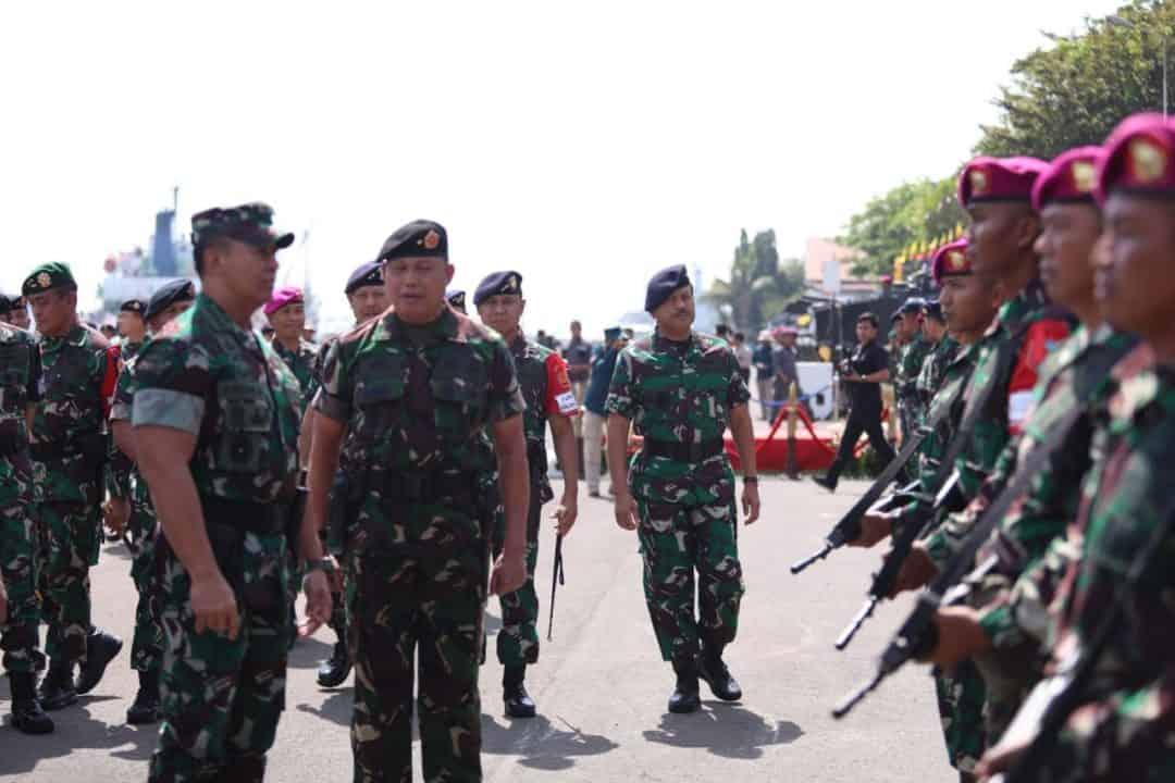 Latgab TNI 2019 Wahana Uji Kesiapsiagaan Hadapi Kontijensi