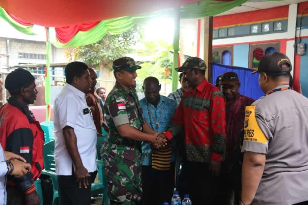 Semua Bersaudara, Tekad Damai di Pengunungan Tengah Papua