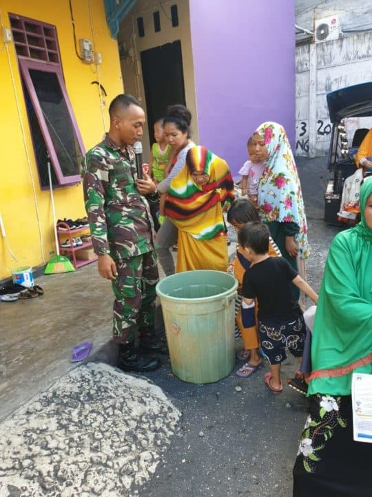 Budi Daya Ikan Mujahir, Inovasi Satgas Yonif 734 Dongkrak Ekonomi Warga