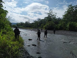 Cegah Pelanggaran Lintas Negara, Satgas Pamtas 300 Perketat Pintu Lintas Batas RI-PNG