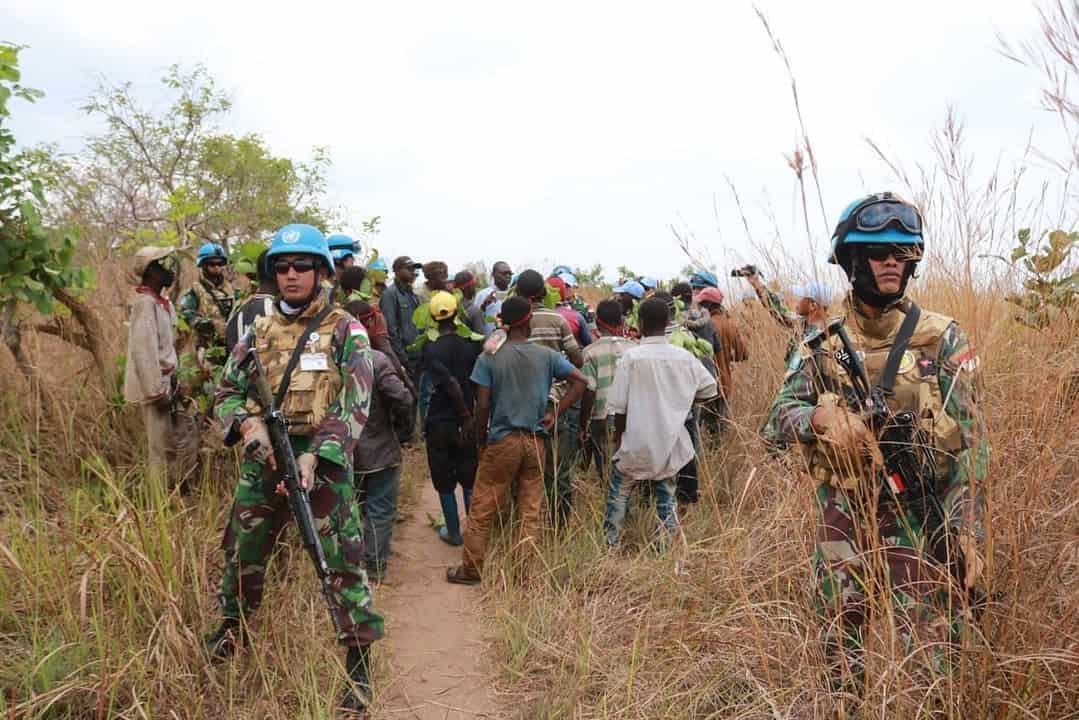 Luar Biasa, Pendekatan CIMIC Satgas Konga TNI MONUSCO Luluhkan Hati 1443 Eks Combatan