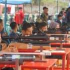 Cari Bibit Unggul, Kodim Kuala Kapuas Gelar Lomba Tembak HUT ke-74 TNI