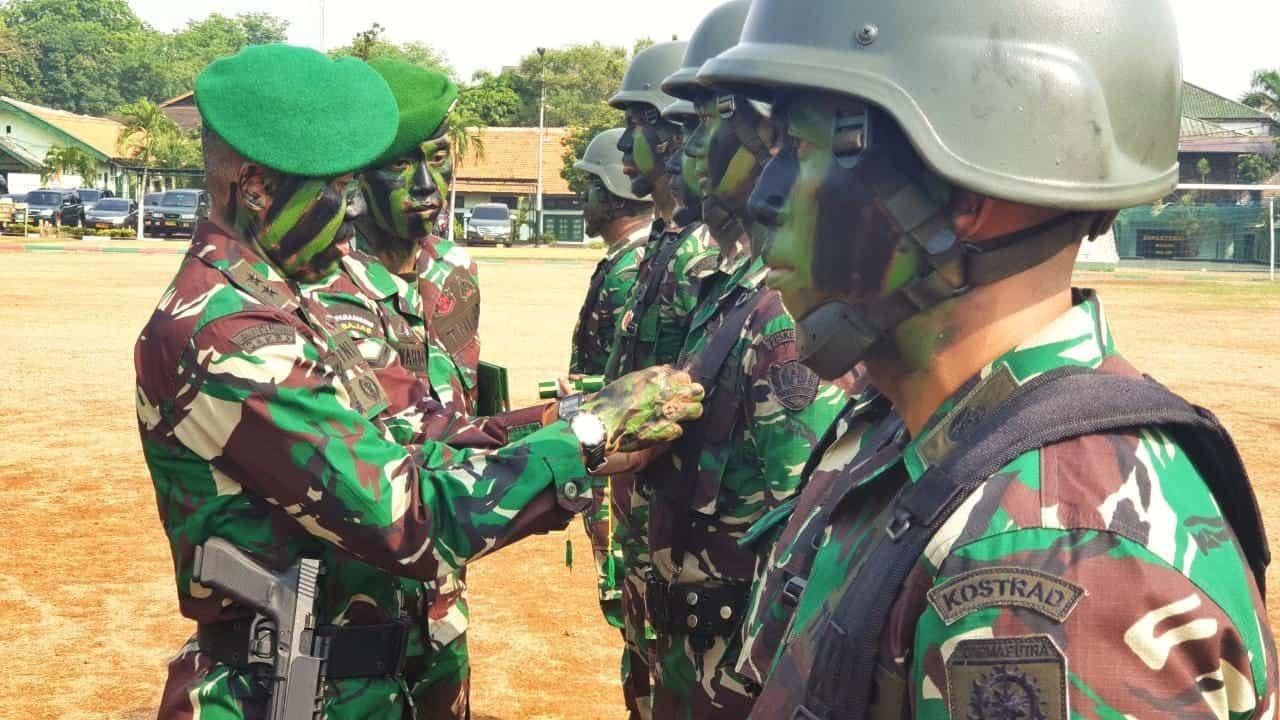 Kapuskesad : Brevet Korps Kesehatan Militer, Simbol Komitmen dan Integritas Prajurit Kesehatan Angkatan Darat