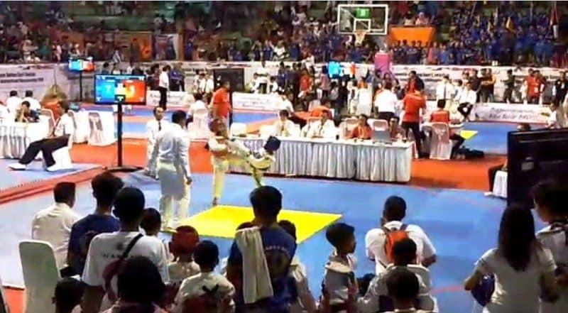 Juara Taekwondo Internasional, Embi (8) Harumkan Indonesia dan Keluarga Besar TNI AD