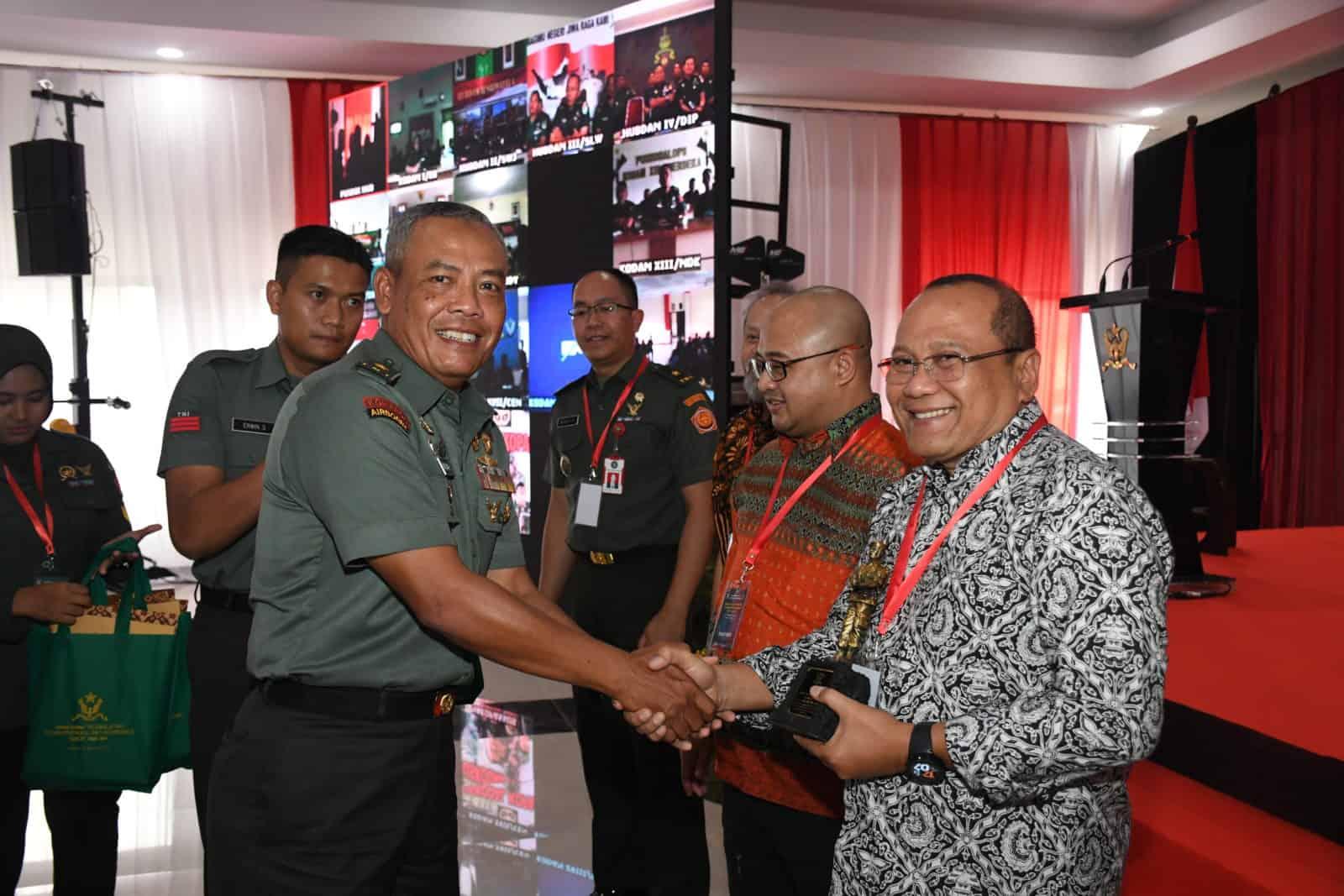 Wujudkan Kedaulatan Telekomunikasi dan Keamanan Siber, Dithubad Gelar Seminar Nasional