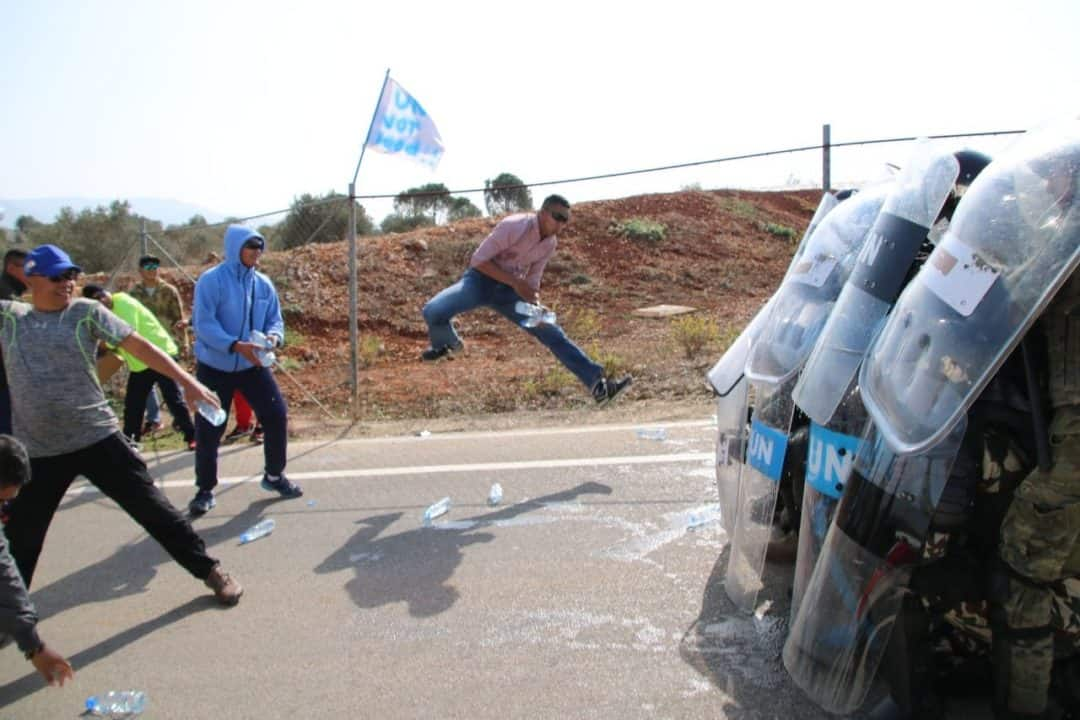 Jelang Purna Tugas, Satgas MPU UNIFIL Dipercaya Kembali Gelar Latihan CRC