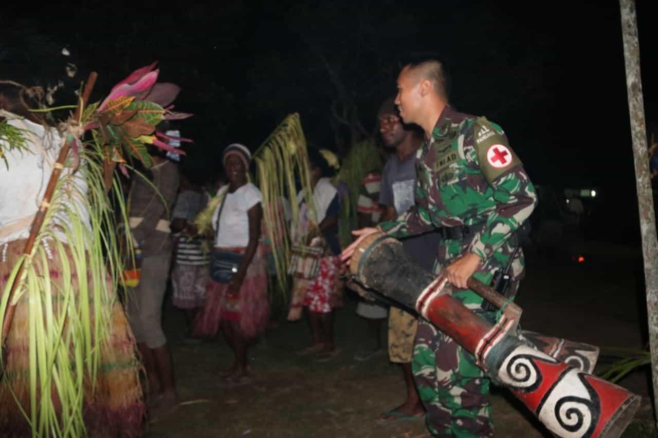 Pesta Adat Cabut Misal Kearifan Lokal Suku Kanum