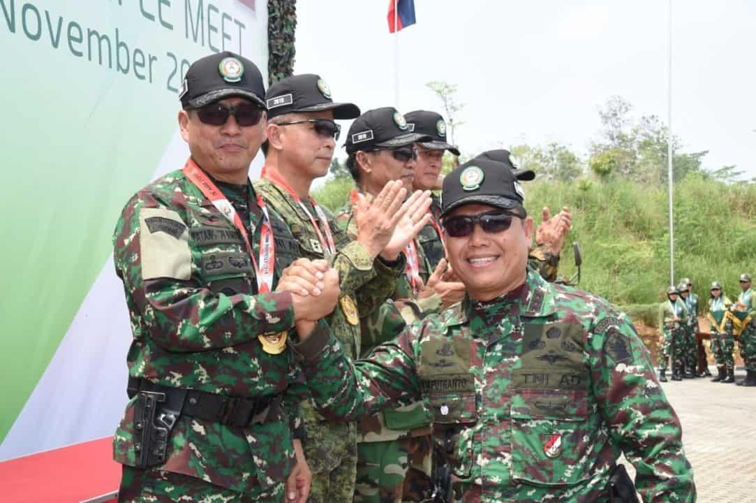 Wakasad : ASEAN Armies Rifle Meet (AARM) 29/2019 Gunakan Format Baru