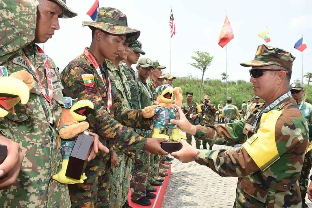 Tim Alligator Dominasi Kemenangan pada Laga Pertama di ASEAN Armies Rifle Meet (AARM) 29/2019
