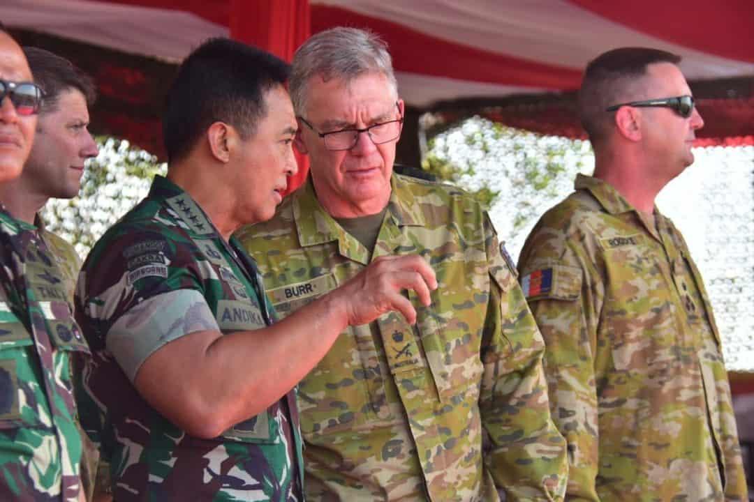 Latihan Bersama Wirra Jaya Ausindo 2019 Tingkatkan Kerja Sama Indonesia dan Australia