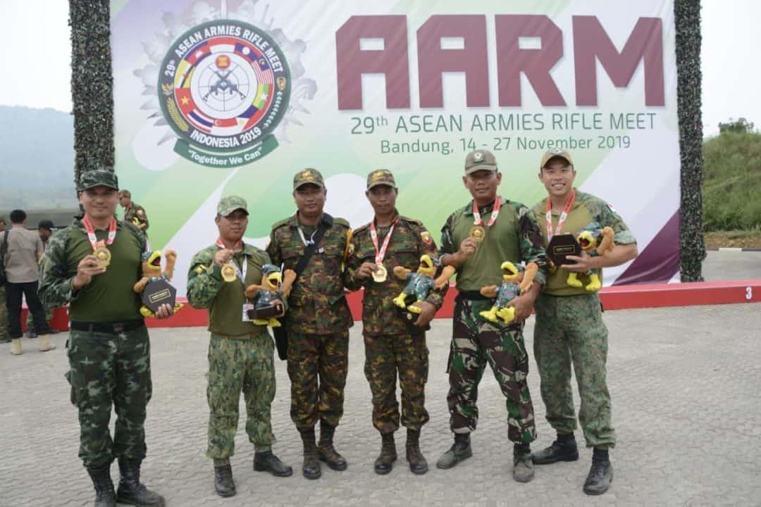 AARM 29/2019, Tim Alligator Kembali Pimpin Klasemen Umum Sementara