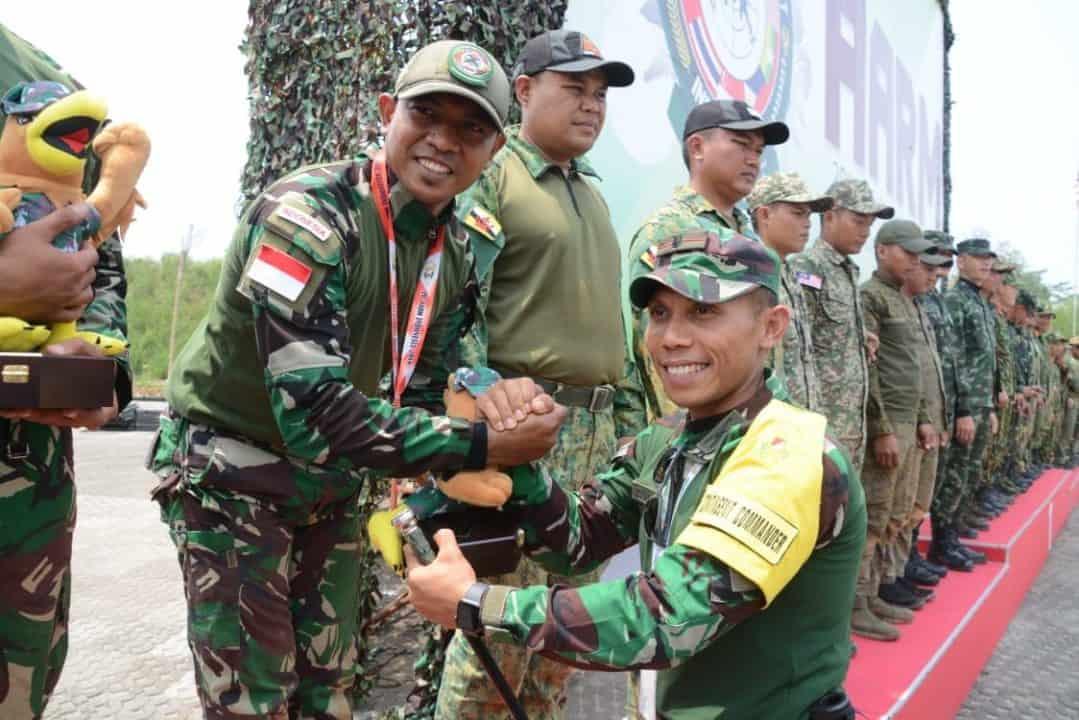 Jelang Penutupan Asean Armies Rifle Meet (AARM) 29/2019, Alligator Kokoh di Puncak Klasemen