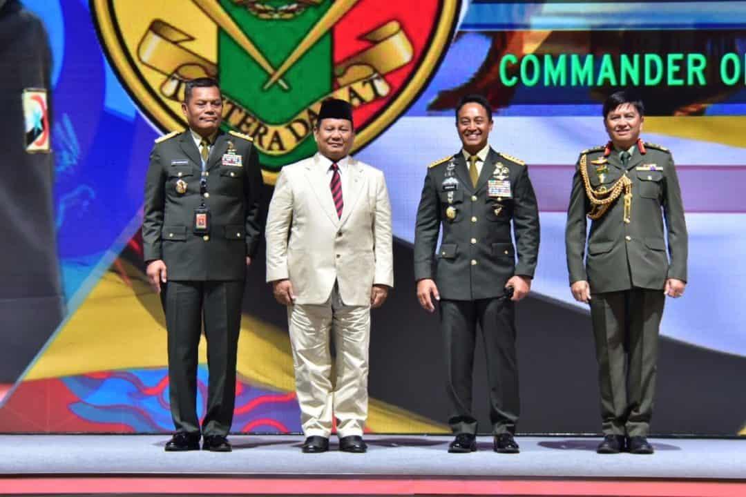 Kasad Hadiri Pertemuan Multilateral Kepala Staf Angkatan Darat ASEAN ke-20 di Bandung