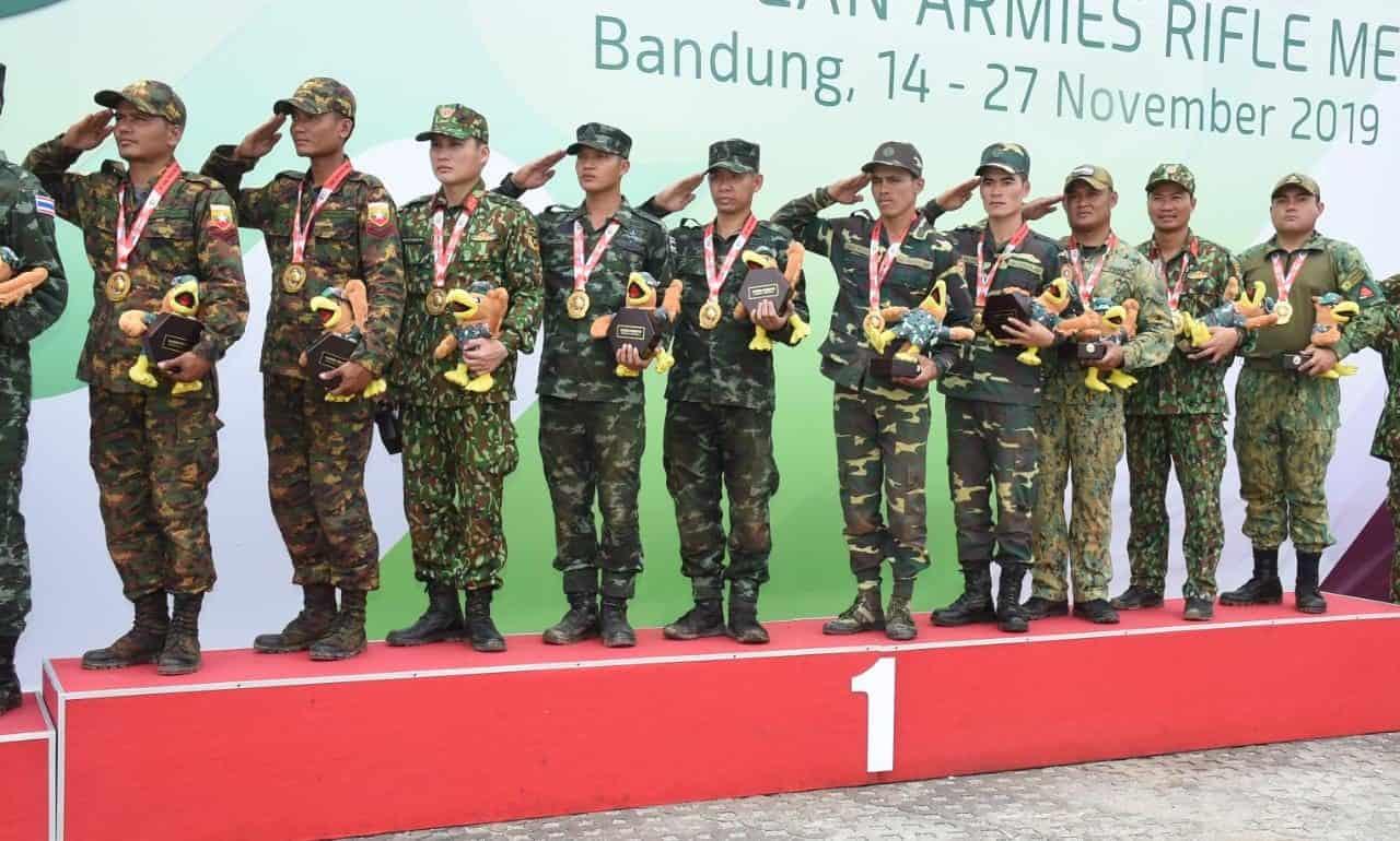 Alligator, Kampiun ASEAN Armies Rifle Meet (AARM) 29/2019