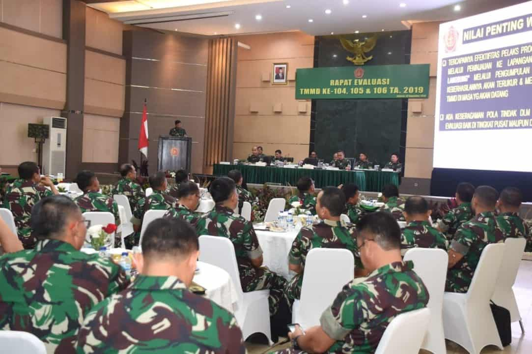 TMMD Wadah Interaksi Masyarakat dalam Pembangunan Wilayah