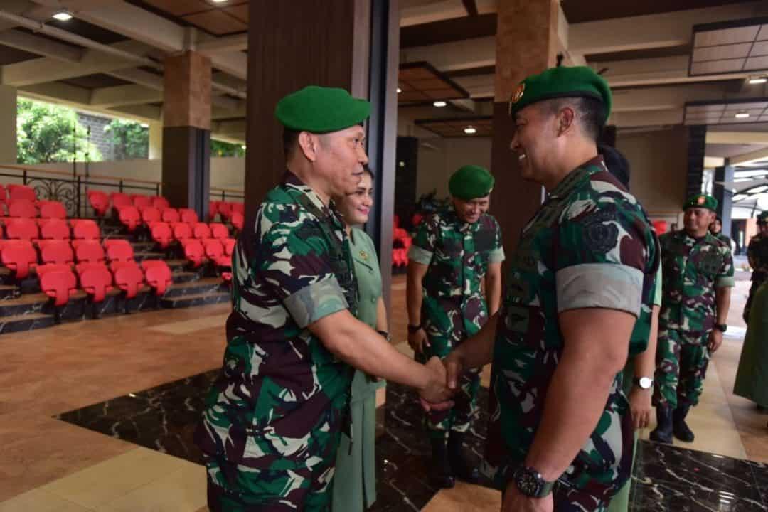 Brigjen TNI Rafael Granada Baay, Putra Tidore Jabat Aster Kaskogabwilhan I
