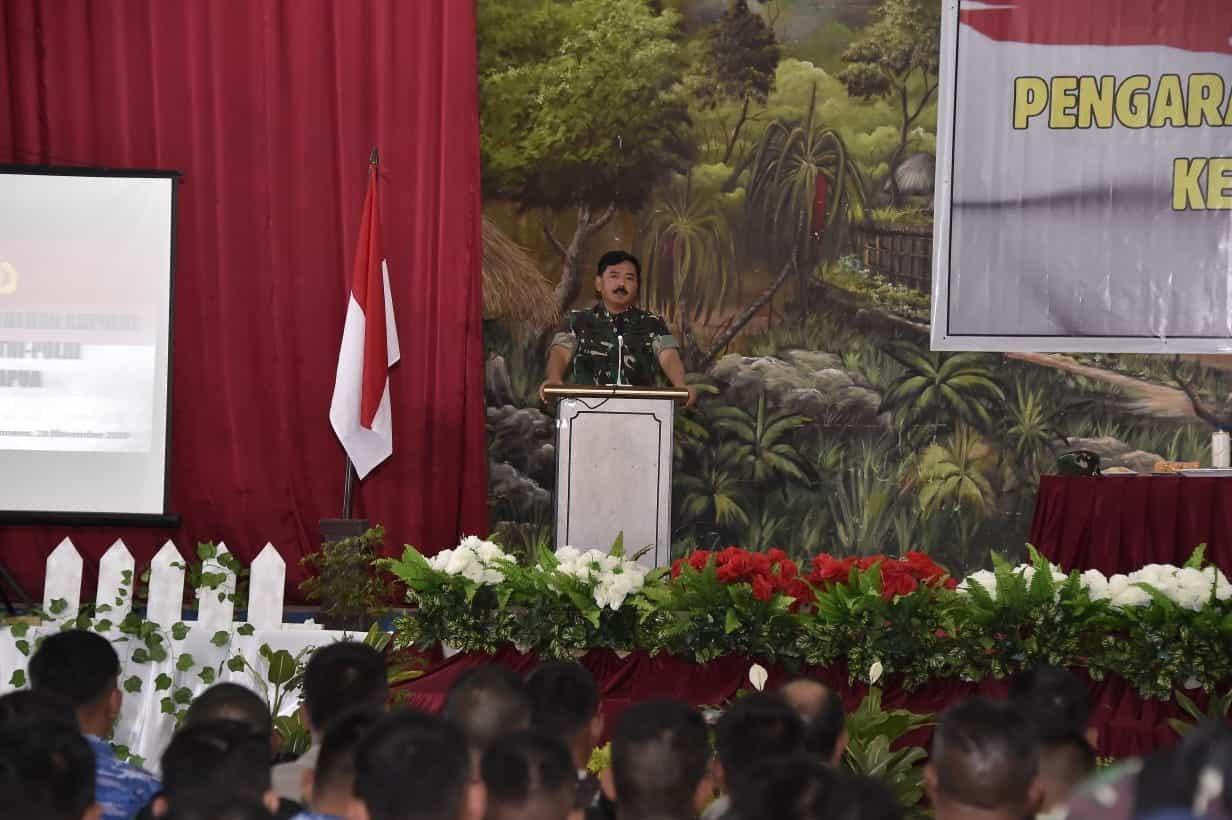 Panglima TNI Kembali Kunjungi Papua
