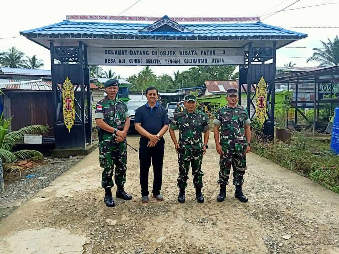 Satgas Yonif R 600, Keamanan Negara dan Tingkatkan Kesejahteraan Warga Perbatasan
