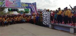 Sebatik Trial Run 2019, Rekor MURI dan Semarak Hari Juang TNI AD di Ujung Negeri