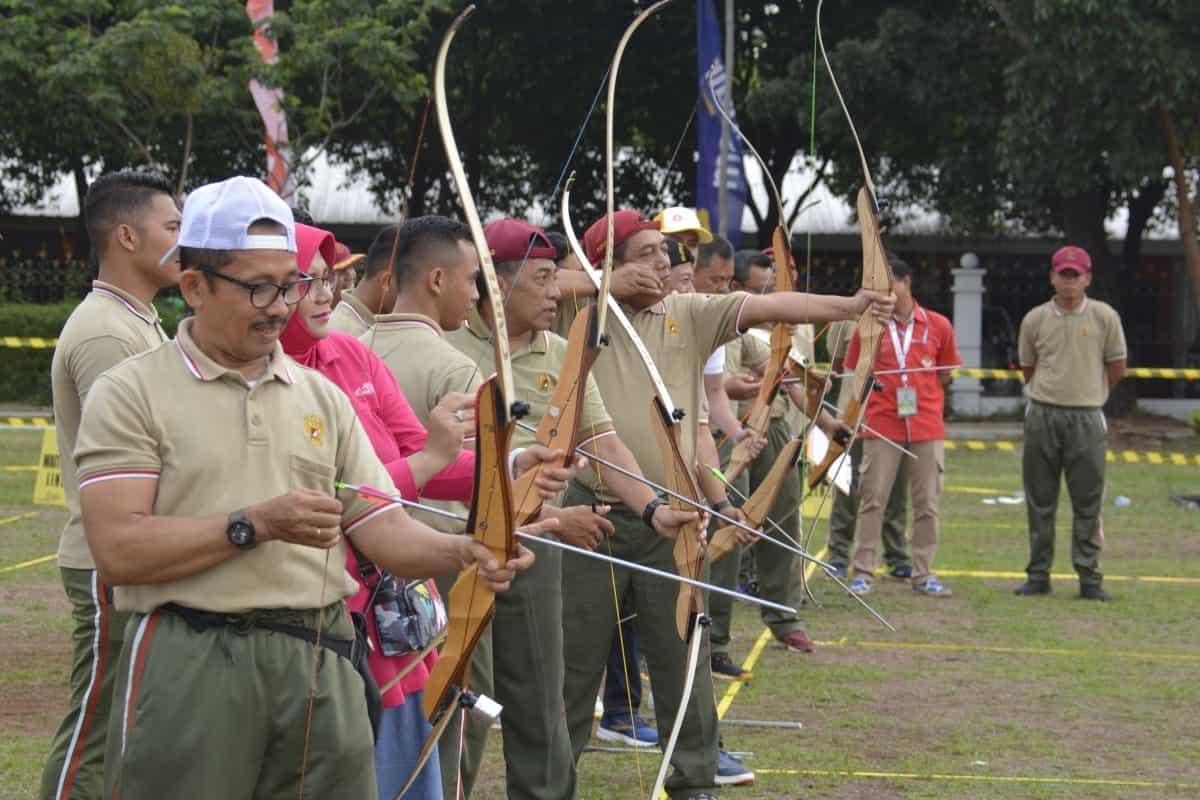 Siapkan Atlet Kelas Dunia, Keuangan AD Gelar Kuad Archery Open Championship 2019
