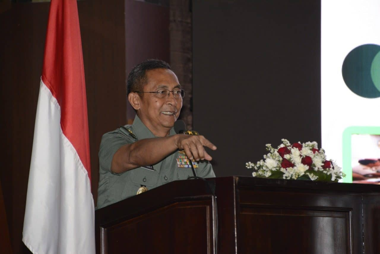 Tingkatkan Program Binter, TNI AD Rambah Seni Tradisional
