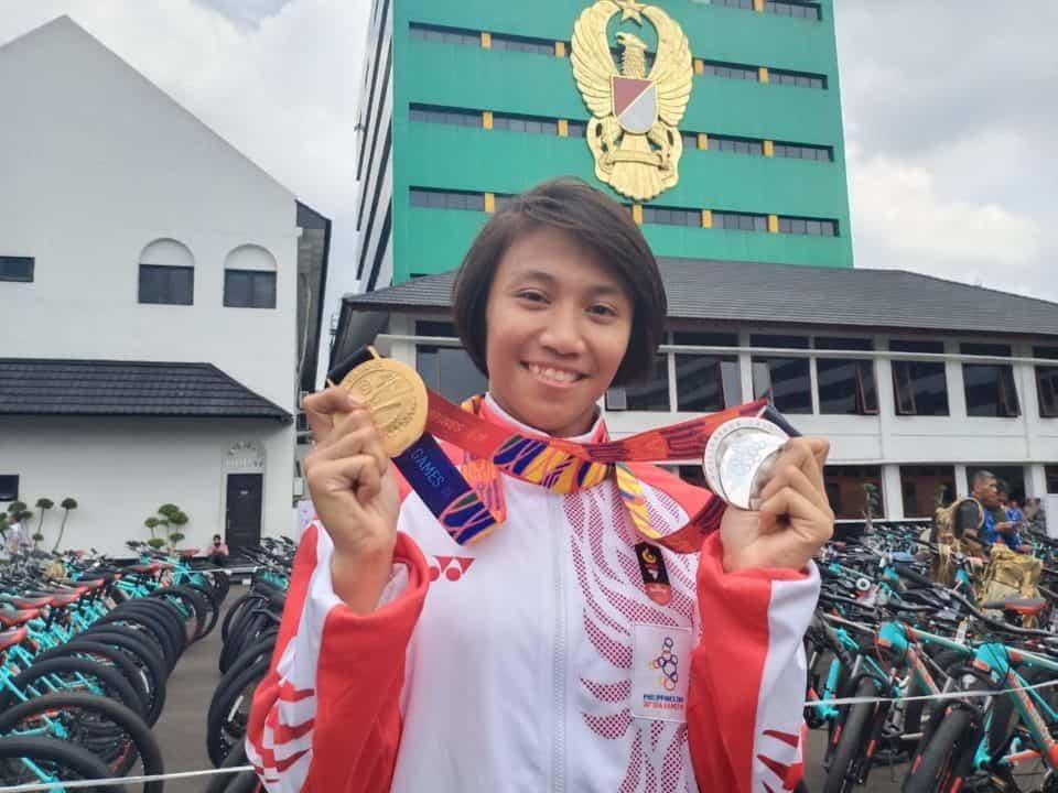 Raih Medali Emas dan Perak Sea Games, Sertu (K) Ni Kadek, Dedikasikan untuk Rakyat Indonesia