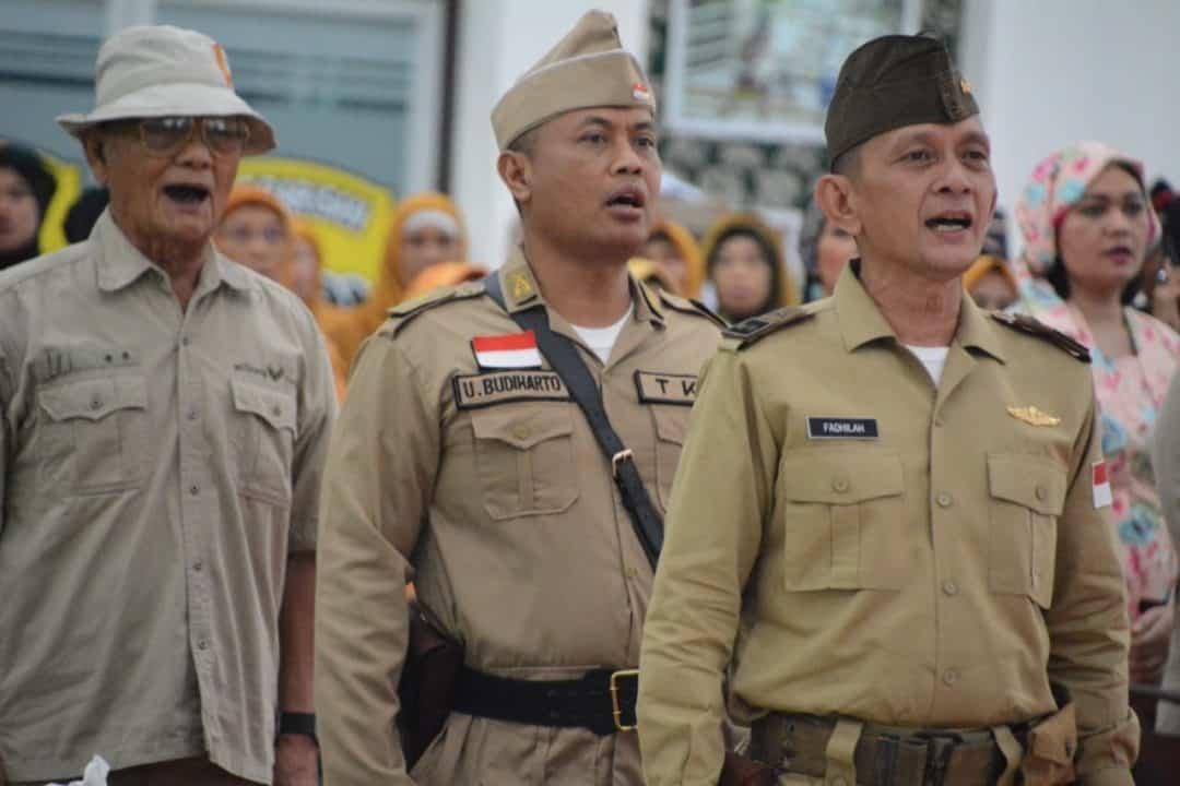 Back to 45, Wujud Syukur Prajurit Kodam I/BB kepada Tuhan Yang Maha Kuasa