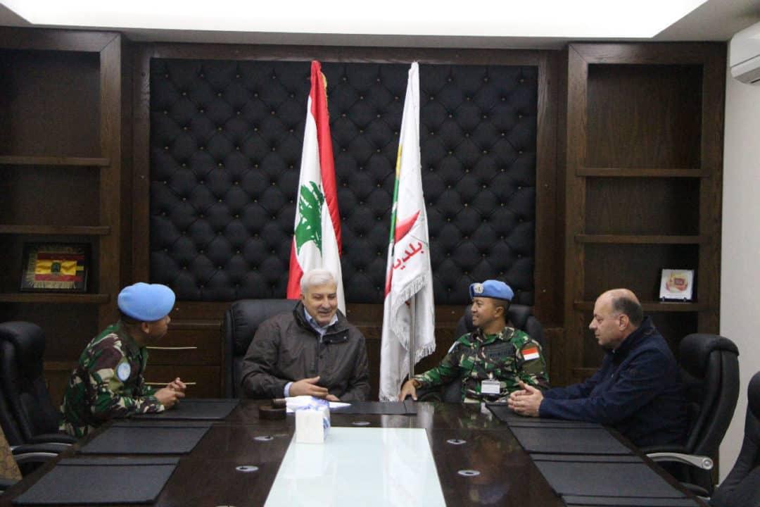Key Leader Engagement, Kunci Satgas Konga XXIII-M, Menangkan Hati Rakyat Lebanon