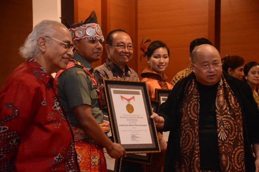 Pompa Hidraulik Kolonel Cpl Simon, Berhasil Atasi Kekeringan 50 Titik Nusantara