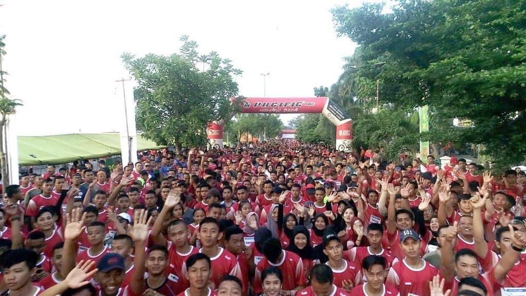 5.000 Pelari Ramaikan Sriwijaya Run 2020