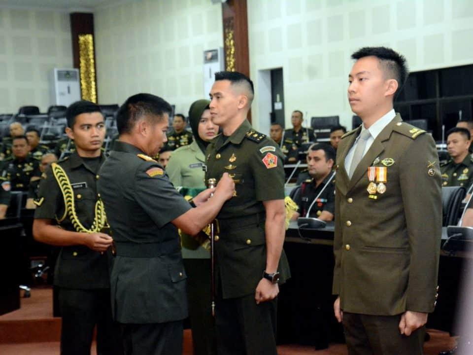 445 Pamen TNI AD Ikuti Pendidikan Seskoad