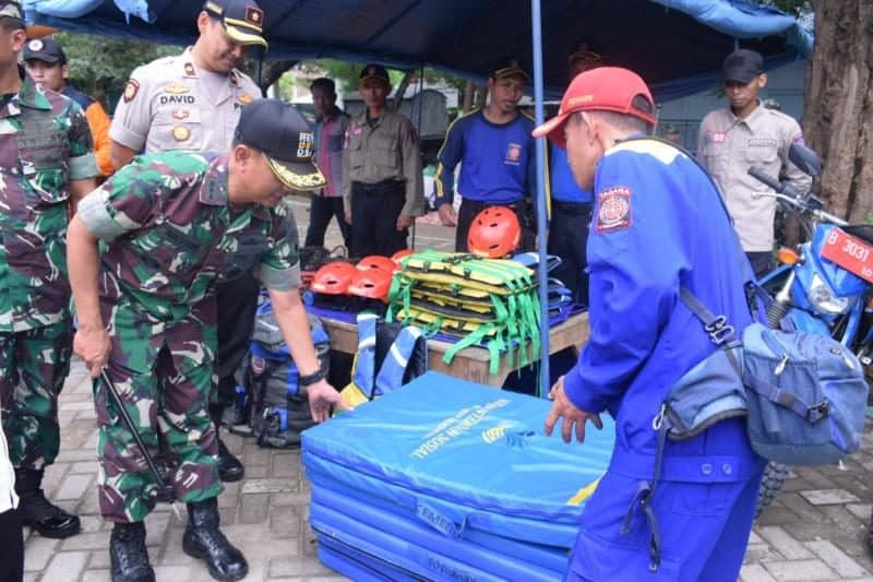 Tanggulangi Bencana, Korem Madiun Siagakan 5.000 Prajurit