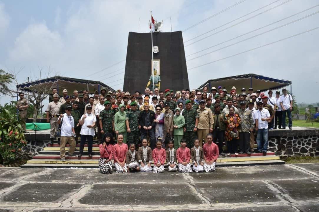 Peringatan 71 Tahun Pertempuran Plataran, Tumbuhkan Patriotisme Generasi Muda
