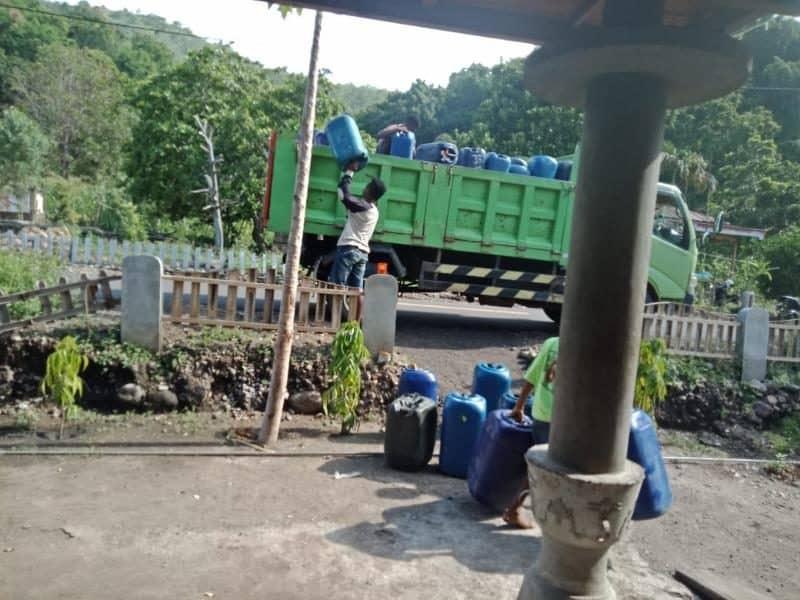 Kodim 1622/Alor Gagalkan Penyelundupan Ribuan Liter BBM