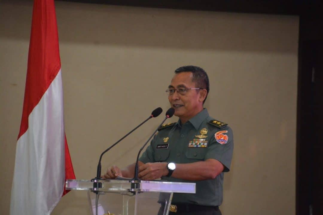 TNI AD Tanamkan Karakter Bela Negara dalam Jiwa Generasi Muda