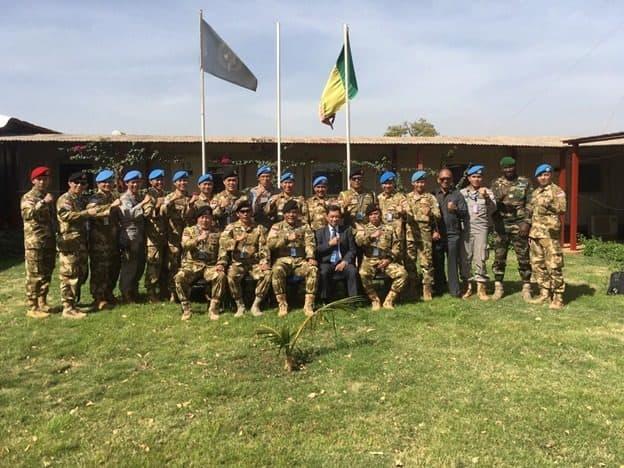 Dukung Misi PBB, Indonesia akan Kirim 4.000 Peacekeeper