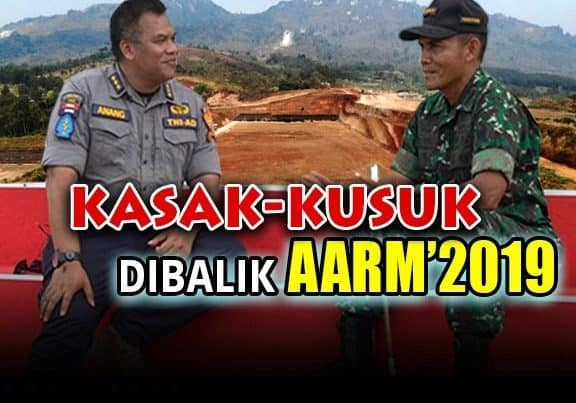 Kasak-Kusuk Dibalik AARM 2019 BULETIN TNI AD Eps. 271 Part. 5/5