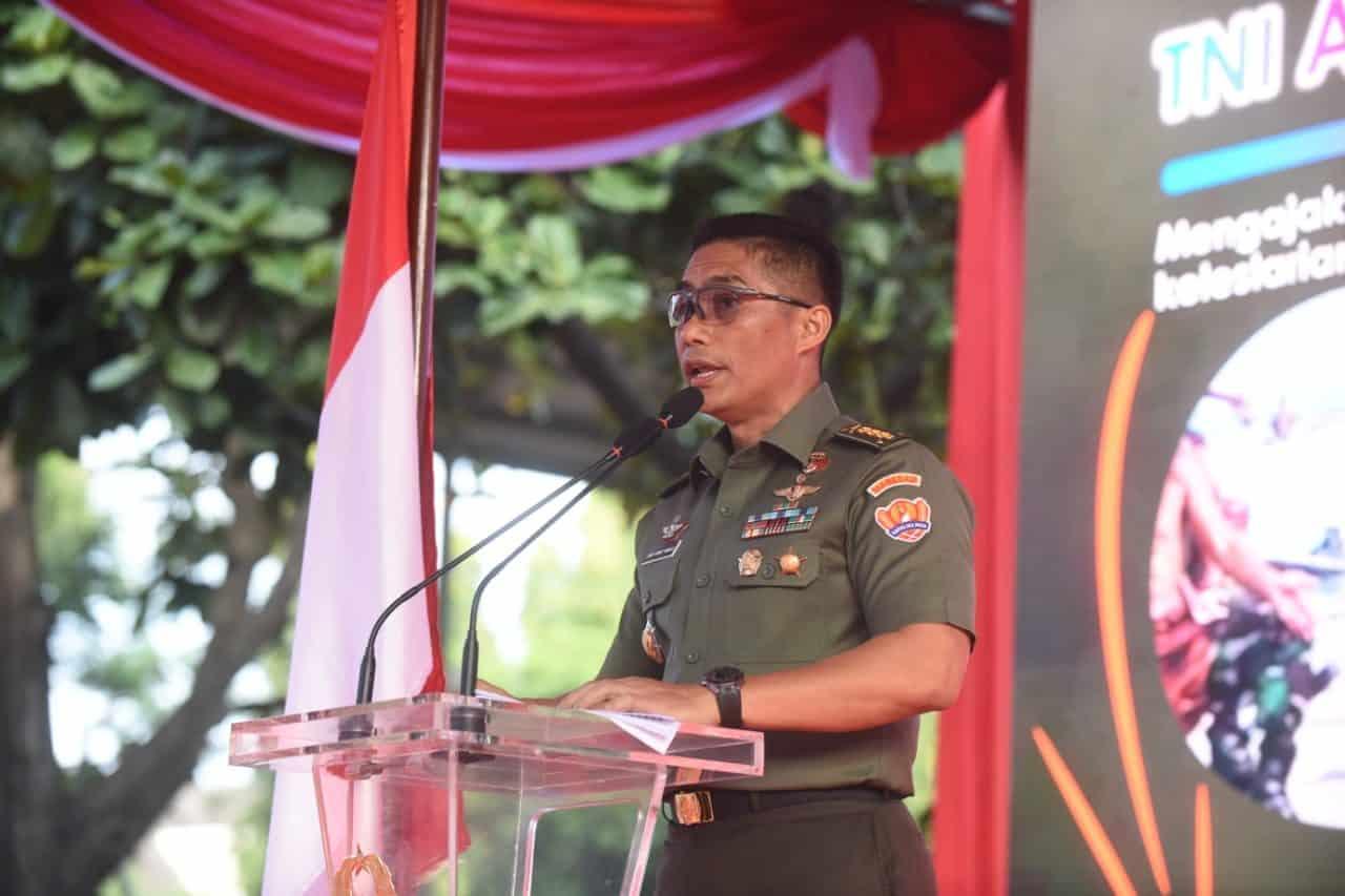 Diakui UNESCO, TNI AD Lestarikan Pencak Silat Tradisional
