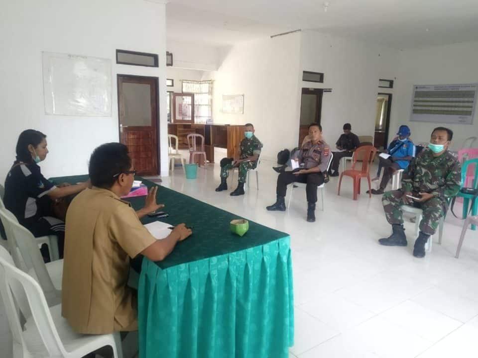 Bangun Posko Siaga, Satgas Yonif 142 Cegah Corona di Perbatasan RI-RDTL