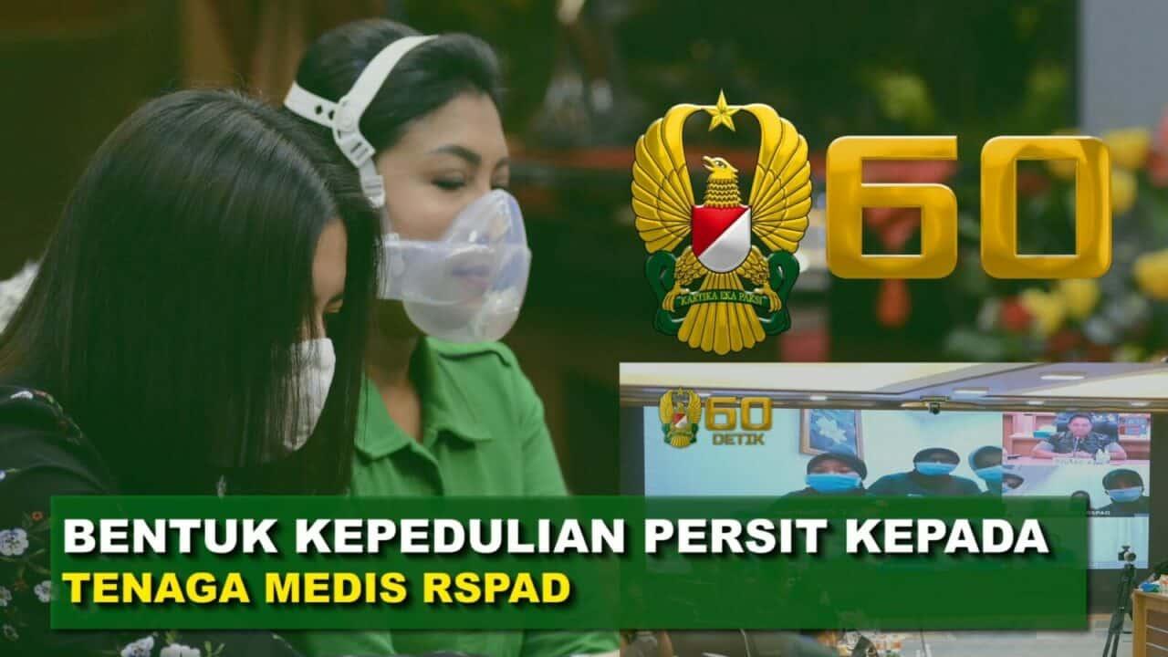"""Hetty Andika Perkasa Kirim Madu untuk Tenaga Medis RSPAD I 60"""" TNI AD"""