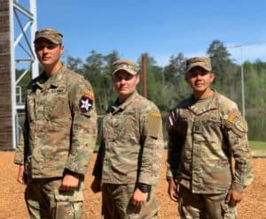 Semat Tab Ranger, Teddy Indra Wijaya Perwira TNI AD Kualifikasi Pasukan Elit US Army