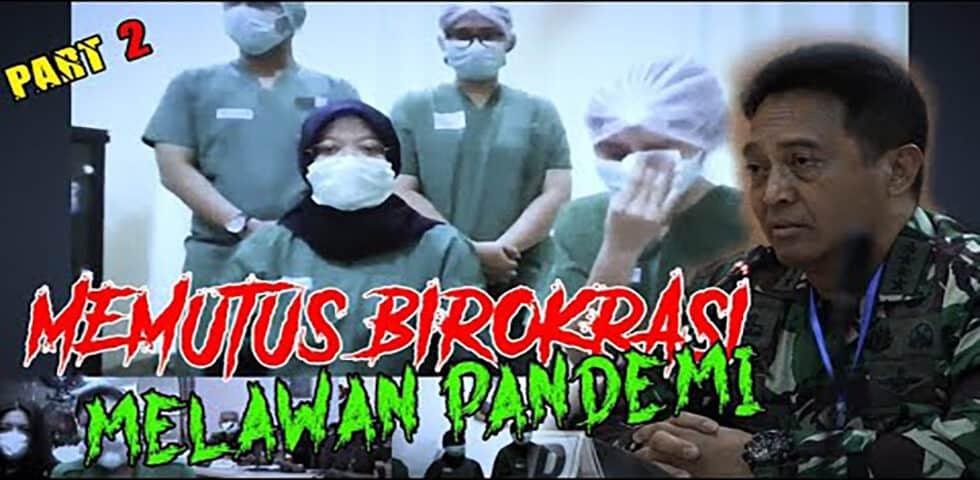 Memutus Birokrasi Melawan Pandemi. Segmen 2 | KESATRIA BANGSA Eps. 14