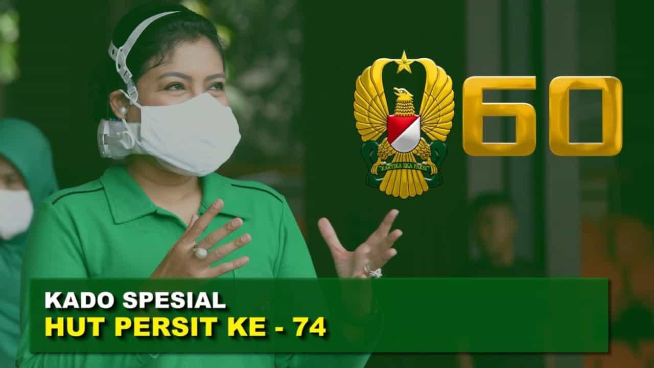 Hetty Andika Perkasa, Berjiwa Kepemimpinan Kuat Namun Berhati Lembut | 60″ TNI AD