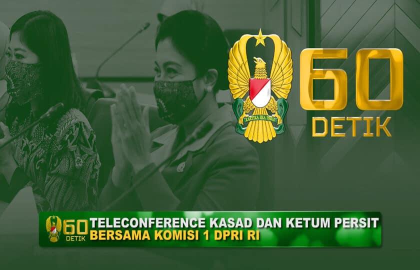 Inspirasi Kartini era 2020 di Kala Pandemi Covid 19 I TNI AD 60″