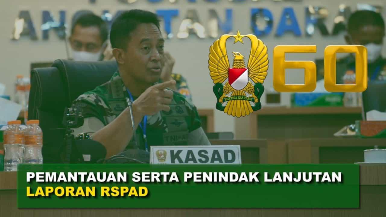 "Laboratorium Rapid Test PCR Covid-19 di RSPAD Mulai Beroperasi | 60"" TNI AD"