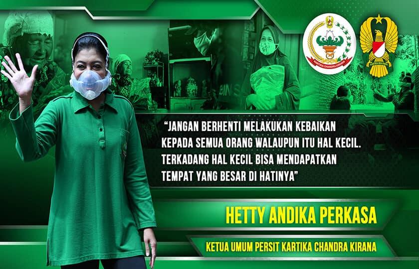 Persit KCK Beri Bantuan kepada Wirausahawan dan Masyarakat Kurang Mampu | 60″ TNI AD