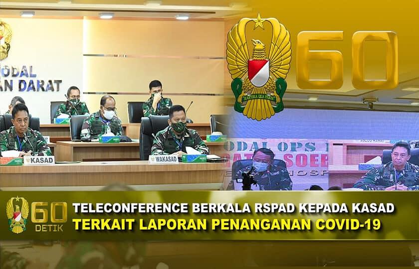 RSPAD Gatot Soebroto Bantu Pasien Positif Covid-19 Melahirkan | 60″ TNI AD