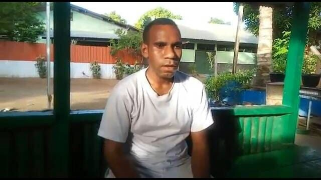 Dwi Cahyono, Anak Suku Auyu Papua Jadi Prajurit TNI AD