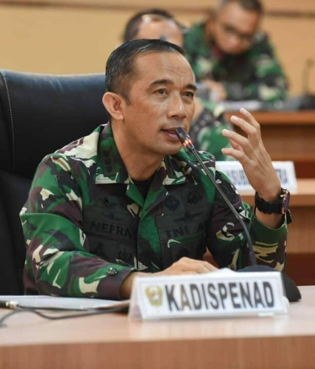 Kadispenad : Pejabat Penerangan TNI AD Harus Berselancar di Dunia Maya