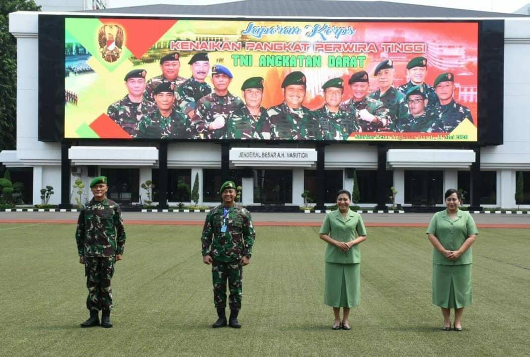 Adhi Makayasa dan Tri Sakti Wiratama Akmil 1992, Dirigen TNI AD